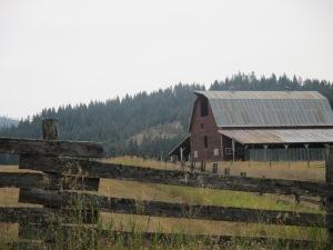 The Dahlin Homestead Barn